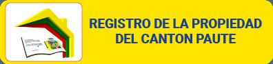 Registro de la Propiedad del Cantón Paute Logo